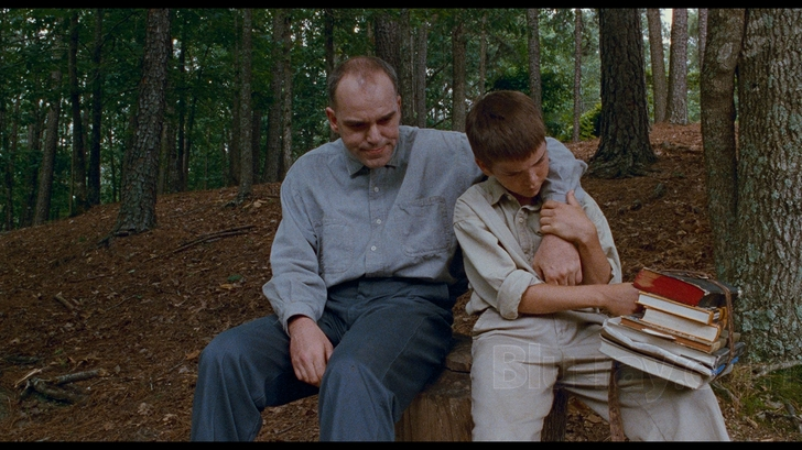 an analysis of the relationships and stereotypes in sling blade a 1996 film by billy bob thornton 14 fascinating facts about sling blade by writer-director-star billy bob thornton as a cross between frankenstein's performance in the film.