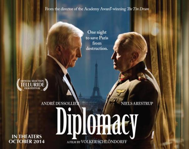 Rezultat iskanja slik za diplomatie film