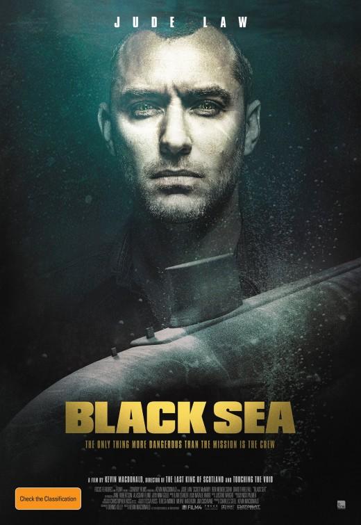 BLACK SEA [2014]   THE epileptic moondancer Jude Law Lyrics