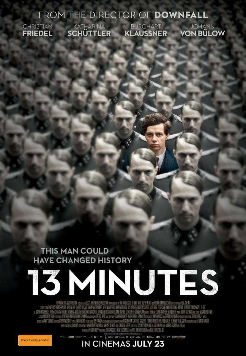 13 Minutes (Elser – Er hätte die Welt verändert) [2015]