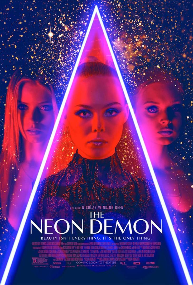 THE NEON DEMON [2016]