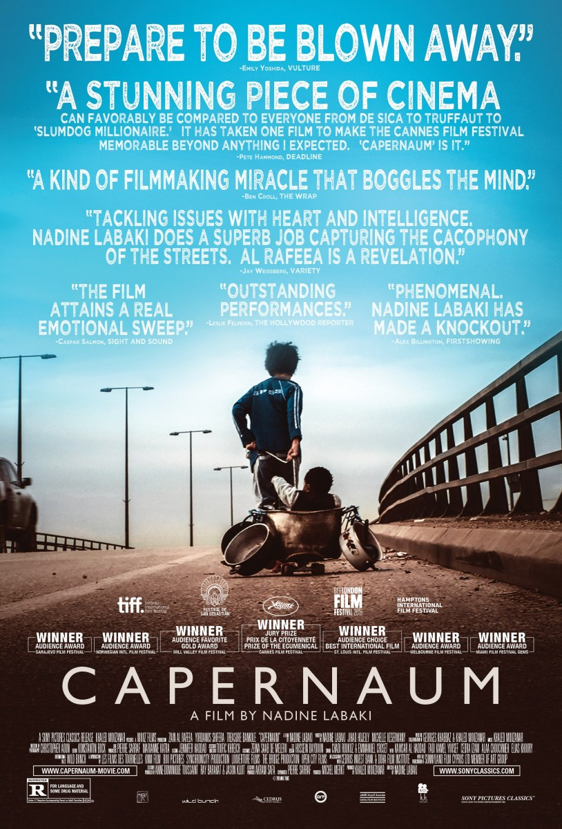 CAPHARNAUM [2018]