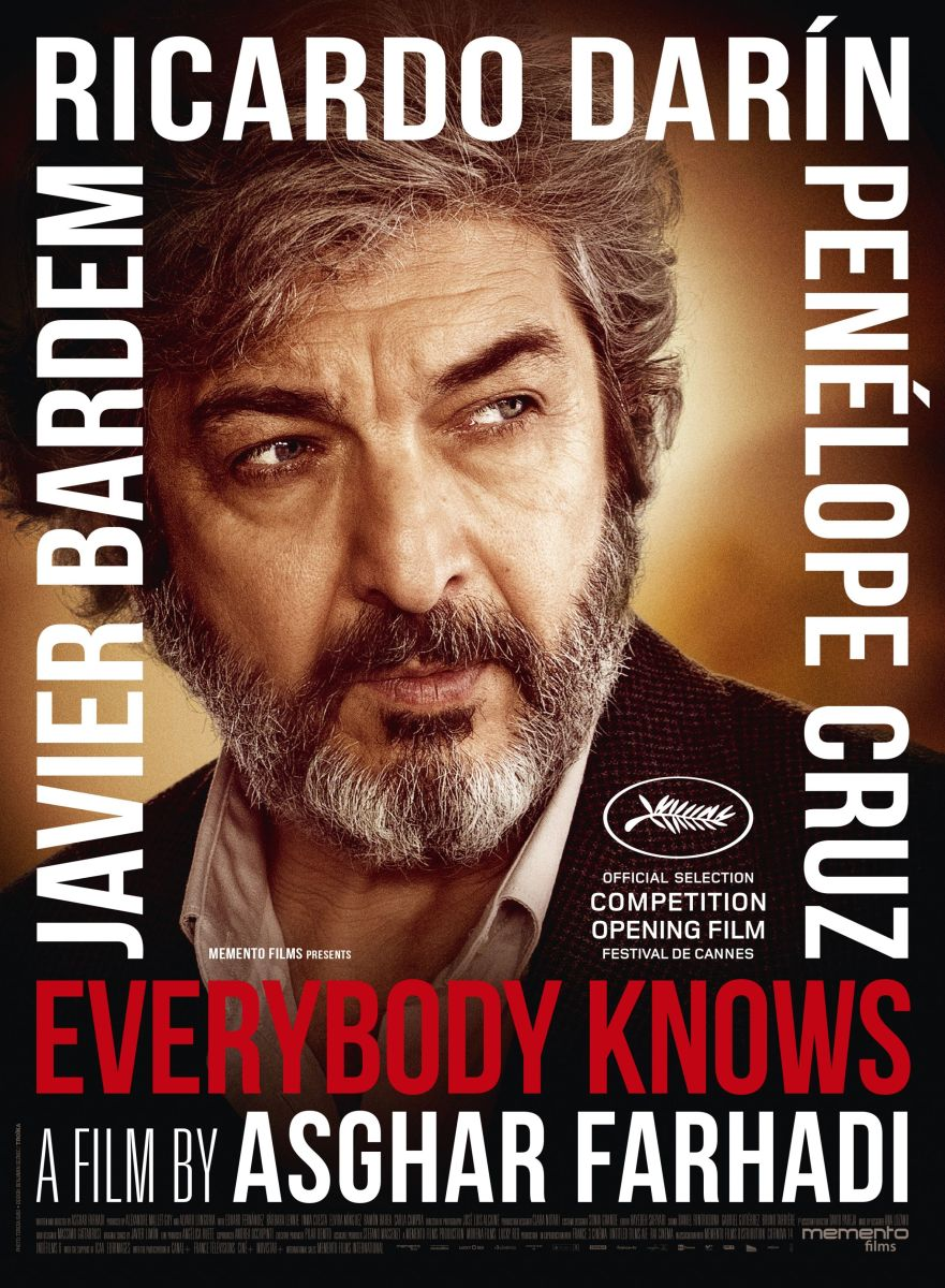 EVERYBODY KNOWS (TODOS LO SABEN) [2018]
